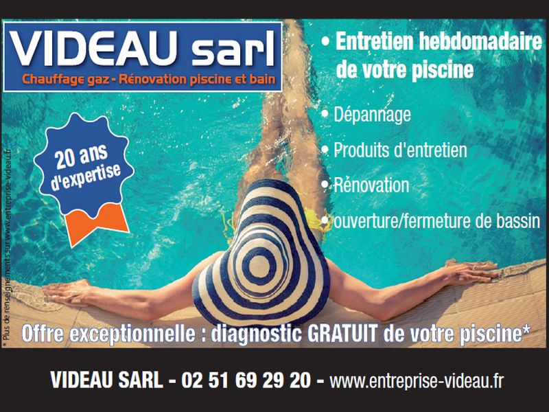 Diagnostic gratuit et complet de votre piscine Vendée