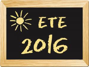 Été 2016 - Videau