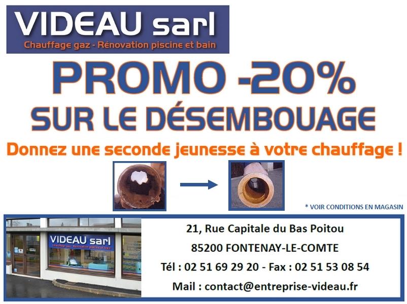 Promo 20 sur le d sembouage fontenay le comte - Controle technique fontenay le comte ...